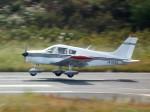 ヒコーキグモさんが、岡南飛行場で撮影した日本個人所有 PA-28-140 Cherokeeの航空フォト(写真)