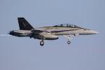 ジェットジャンボさんが、岩国空港で撮影したアメリカ海兵隊 F/A-18D Hornetの航空フォト(写真)
