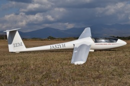 MOR1(新アカウント)さんが、阿蘇観光牧場飛行場で撮影した日本個人所有 LS3-aの航空フォト(飛行機 写真・画像)