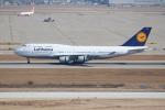 OMAさんが、仁川国際空港で撮影したルフトハンザドイツ航空 747-430の航空フォト(写真)