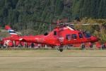 MOR1(新アカウント)さんが、宮崎県高原町で撮影した日本法人所有 AW109SPの航空フォト(写真)