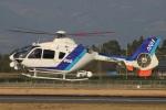 MOR1(新アカウント)さんが、鹿児島空港で撮影したオールニッポンヘリコプター EC135T2の航空フォト(写真)