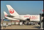 Y.Mayumi_B767さんが、福岡空港で撮影した日本航空 A350-941XWBの航空フォト(写真)