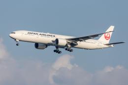 Y-Kenzoさんが、羽田空港で撮影した日本航空 777-346/ERの航空フォト(飛行機 写真・画像)