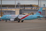 SFJ_capさんが、中部国際空港で撮影した長竜航空 A320-214の航空フォト(写真)