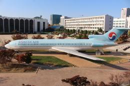 OMAさんが、仁川国際空港で撮影した大韓航空 727-281の航空フォト(写真)