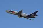 kuro2059さんが、ダニエル・K・イノウエ国際空港で撮影したフェデックス・エクスプレス MD-11Fの航空フォト(飛行機 写真・画像)