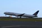kuro2059さんが、ダニエル・K・イノウエ国際空港で撮影したユナイテッド航空 767-424/ERの航空フォト(飛行機 写真・画像)