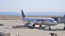 ライトレールさんが、関西国際空港で撮影したジェットスター・ジャパン A320-232の航空フォト(飛行機 写真・画像)