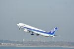 どんちんさんが、羽田空港で撮影した全日空 767-381/ERの航空フォト(写真)