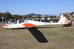 Hii82さんが、岐阜基地で撮影した日本個人所有 G103A Twin II Acroの航空フォト(飛行機 写真・画像)