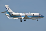 kon chanさんが、那覇空港で撮影した海上保安庁 Falcon 2000EXの航空フォト(飛行機 写真・画像)