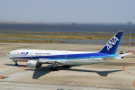 delawakaさんが、羽田空港で撮影した全日空 777-281の航空フォト(写真)