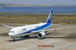 delawakaさんが、羽田空港で撮影した全日空 777-281/ERの航空フォト(写真)