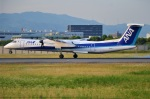 amagoさんが、伊丹空港で撮影したANAウイングス DHC-8-402Q Dash 8の航空フォト(写真)