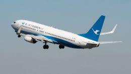 coolinsjpさんが、青島流亭国際空港で撮影した厦門航空 737-85Cの航空フォト(飛行機 写真・画像)