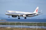 kumagorouさんが、仙台空港で撮影した中国国際航空 A321-232の航空フォト(写真)