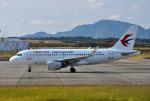 mojioさんが、静岡空港で撮影した中国東方航空 A319-115の航空フォト(飛行機 写真・画像)