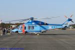 Chofu Spotter Ariaさんが、立川飛行場で撮影した警視庁 AB139の航空フォト(飛行機 写真・画像)