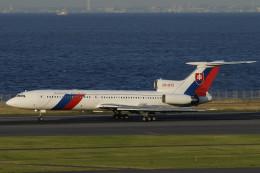 banshee02さんが、羽田空港で撮影したスロバキア政府 Tu-154Mの航空フォト(飛行機 写真・画像)