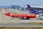 kix-booby2さんが、関西国際空港で撮影したタイ・エアアジア・エックス A330-343Xの航空フォト(写真)