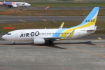 masa707さんが、新千歳空港で撮影したAIR DO 737-781の航空フォト(写真)