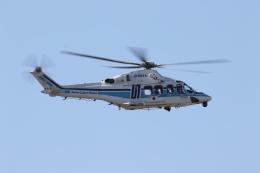 ANA744Foreverさんが、名古屋飛行場で撮影した海上保安庁 AW139の航空フォト(写真)