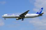 ITM58さんが、成田国際空港で撮影した全日空 767-381/ER(BCF)の航空フォト(写真)