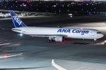 I.K.さんが、羽田空港で撮影した全日空 767-381/ER(BCF)の航空フォト(写真)