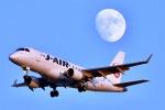 るかぬすさんが、伊丹空港で撮影したジェイ・エア ERJ-170-100 (ERJ-170STD)の航空フォト(飛行機 写真・画像)