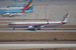 OMAさんが、仁川国際空港で撮影したガルーダ・インドネシア航空 A330-343Xの航空フォト(写真)