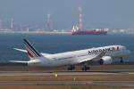 だいすけさんが、中部国際空港で撮影したエールフランス航空 787-9の航空フォト(写真)