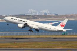 やまけんさんが、羽田空港で撮影した日本航空 777-346/ERの航空フォト(飛行機 写真・画像)