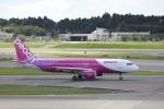OS52さんが、成田国際空港で撮影したピーチ A320-214の航空フォト(写真)