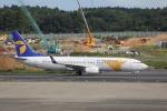 OS52さんが、成田国際空港で撮影したMIATモンゴル航空 737-8ALの航空フォト(写真)