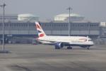 しんさんが、関西国際空港で撮影したブリティッシュ・エアウェイズ 787-8 Dreamlinerの航空フォト(写真)