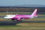 しんさんが、新千歳空港で撮影したピーチ A320-214の航空フォト(飛行機 写真・画像)