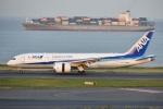 Izumixさんが、羽田空港で撮影した全日空 787-8 Dreamlinerの航空フォト(写真)