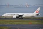 Izumixさんが、羽田空港で撮影した日本航空 777-289の航空フォト(写真)