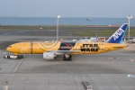 Izumixさんが、羽田空港で撮影した全日空 777-281/ERの航空フォト(写真)