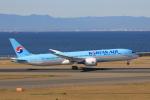 わんだーさんが、中部国際空港で撮影した大韓航空 787-9の航空フォト(写真)