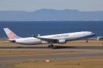 わんだーさんが、中部国際空港で撮影したチャイナエアライン A330-302の航空フォト(写真)