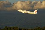 simokさんが、鹿児島空港で撮影したジェイ・エア ERJ-170-100 (ERJ-170STD)の航空フォト(写真)