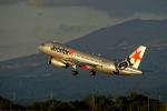 simokさんが、鹿児島空港で撮影したジェットスター・ジャパン A320-232の航空フォト(写真)