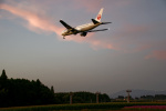 simokさんが、鹿児島空港で撮影した日本航空 767-346/ERの航空フォト(写真)
