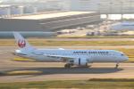 AIR兄ぃさんが、羽田空港で撮影した日本航空 787-8 Dreamlinerの航空フォト(写真)