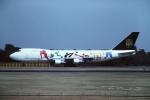tassさんが、成田国際空港で撮影したUPS航空 747-212B(SF)の航空フォト(飛行機 写真・画像)
