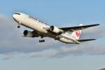 Dojalanaさんが、函館空港で撮影した日本航空 767-346/ERの航空フォト(飛行機 写真・画像)