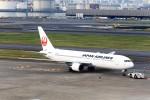 T.Sazenさんが、羽田空港で撮影した日本航空 767-346の航空フォト(飛行機 写真・画像)
