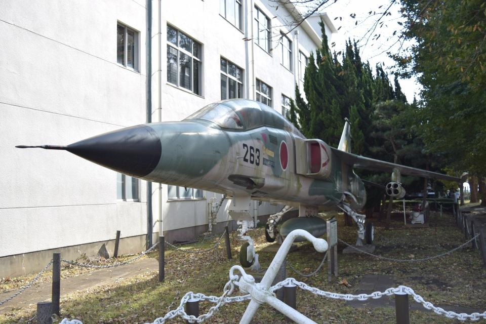 東空さんの航空自衛隊 Mitsubishi F-1 (20-8263) 航空フォト